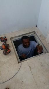 cistern level monitoring st john USVI